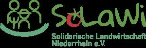 Logo der SoLaWi Niederrhein